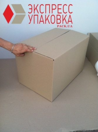 Картонная коробка для почтовых отправлений