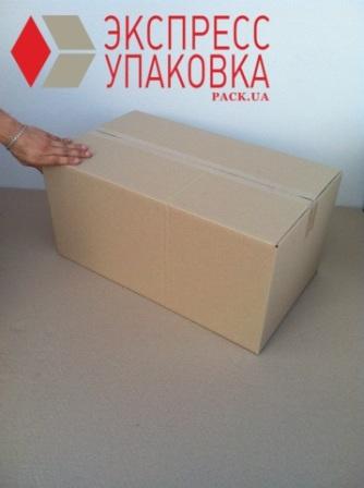 Пятислойная картонная коробка