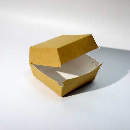 Коробка под бургер