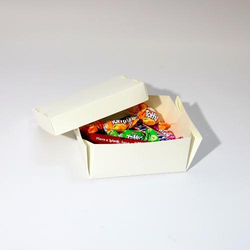 Коробка для еды на вынос