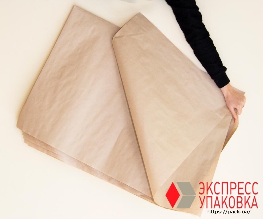 Упаковочная бумага в листах Черкассы