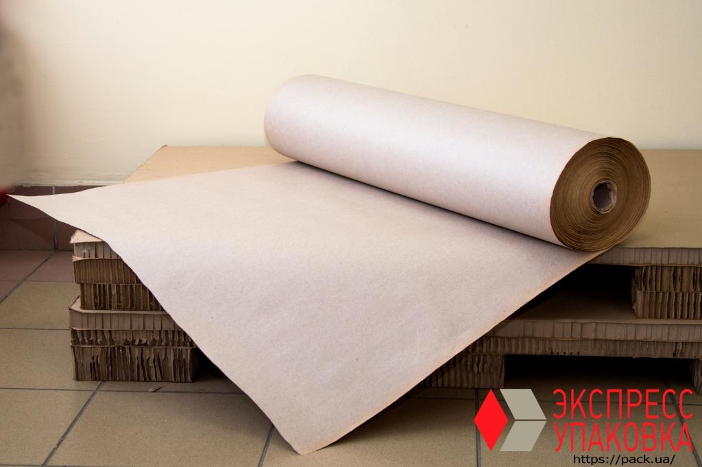 Купить оберточную бумагу из вторсырья в Полтаве
