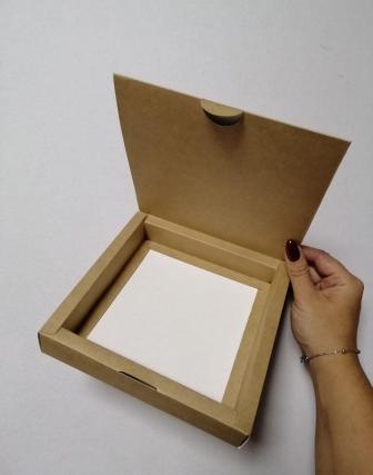 Коробка для упаковки печенья