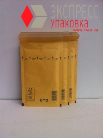 Бандерольные конверты Б 12