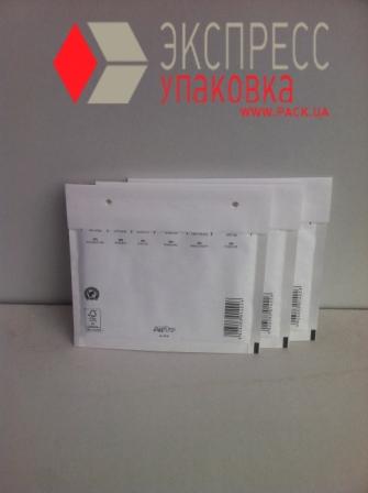 Конверты из крафт-бумаги для упаковки товаров и отправки заказных писем