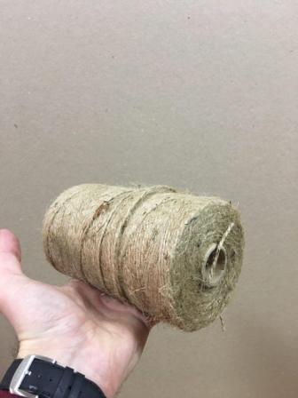 Универсальный шпагат из льняных волокон