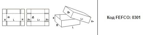 FEFCO 0301: Виды и типы картонных коробок