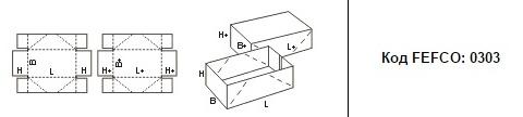 FEFCO 0303: Виды и типы картонных коробок