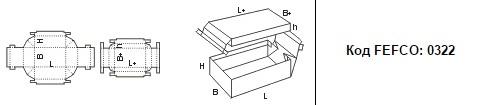 FEFCO 0322: Виды и типы картонных коробок