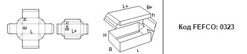 FEFCO 0323: Виды и типы картонных коробок