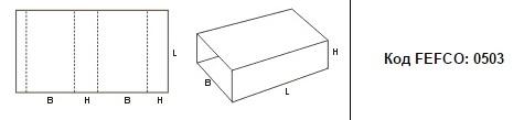 FEFCO 0503: Виды и типы картонных коробок