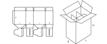 FEFCO 0715: Виды и типы картонных коробок