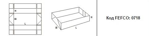 FEFCO 0718: Виды и типы картонных коробок