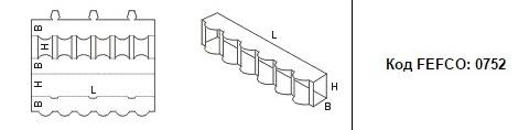 FEFCO 0752: Виды и типы картонных коробок