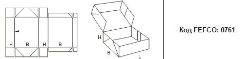 FEFCO 0761: Виды и типы картонных коробок
