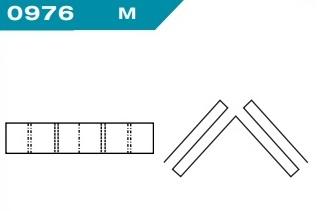 FEFCO 0976: Виды и типы вставок, решеток и вкладышей для картонных коробок