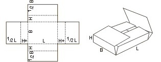 FEFCO 04: Виды и типы картонных коробок