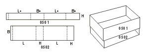 FEFCO 05: Виды и типы картонных коробок