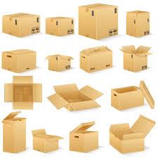 Картонные коробки из 5-ти слойного гофрокартона различных конструкций