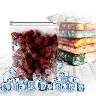 Пакеты-слайдеры для пищевых и непищевых товаров