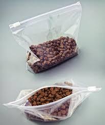 Пакеты-слайдеры для вакуумной упаковки продуктов питания