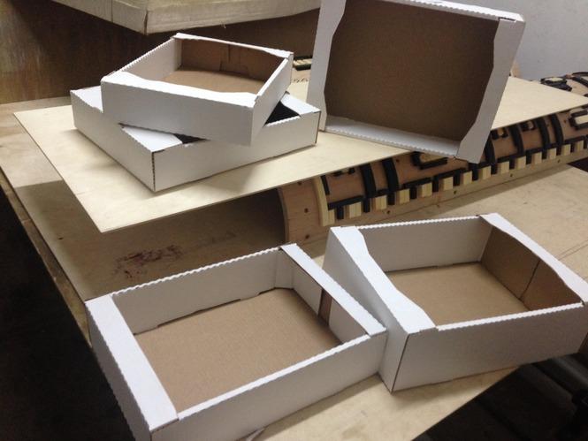 Картонные коробки производство Экспресс Упаковка