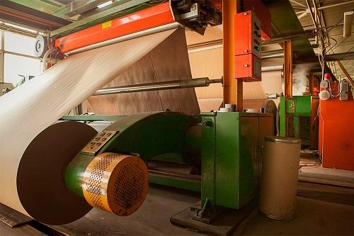 Агрегат для производства пятислойного гофрокартона