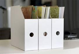 Картонные архивные боксы для бумаг и документов