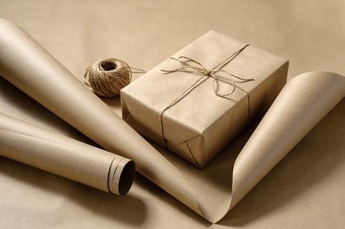 Оберточная крафт-бумага для упаковки
