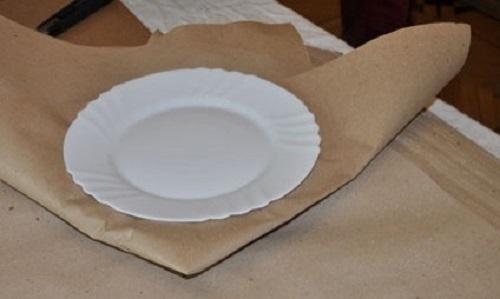 Оберточная крафт-бумага для упаковки непищевых товаров