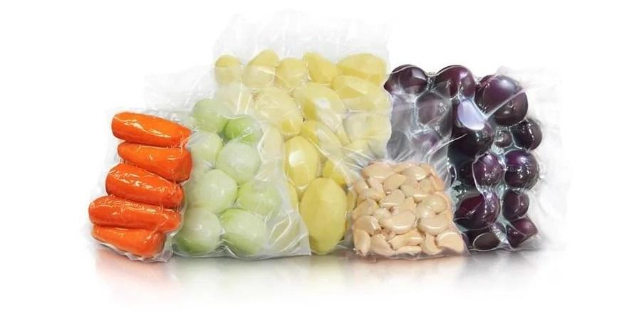 Вакуумные пакеты для продуктов питания