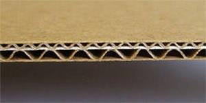 Виды и типы упаковочного гофрокартона: пятислойный гофрокартон