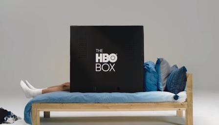 Картонная коробка НВО