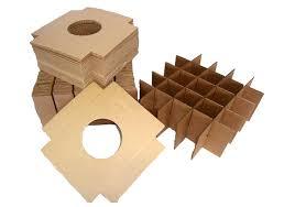 Изготовление комплектующих для картонных коробок любых размеров недорого Харьков Киев Украина