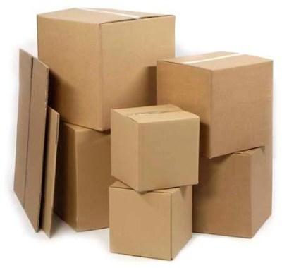 Картонные коробки любых размеров дешево от производителя