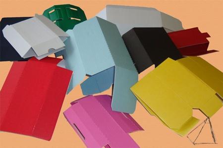 Изготовление картонных коробок любых размеров недорого Харьков Киев Украина