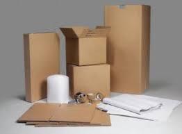 Упаковочные материалы для посылок Новая почта