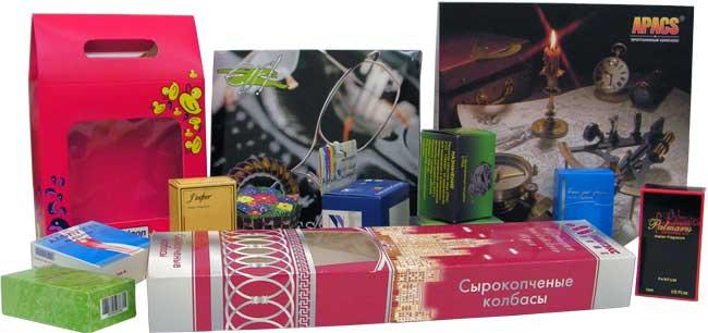 Офсетная печать на картонных коробках любых размеров недорого Харьков Киев Украина