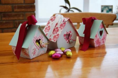 Створюємо коробку для подарунків: крок 3