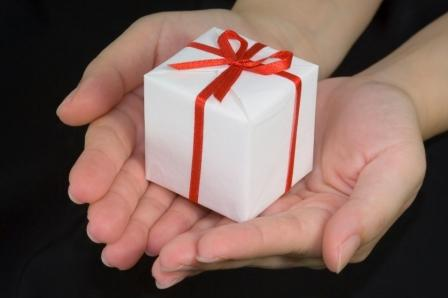 Як виглядає справжня упаковка для подарунка?