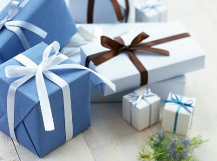 Приклади подарункової упаковки