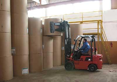 Упаковочная бумага для товаров и грузов