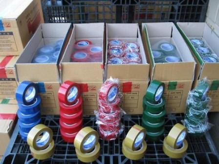 Этапы и особенности изготовления упаковочного скотча