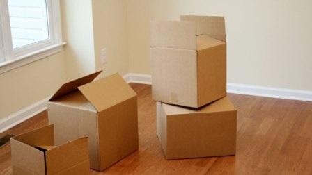 Картонные коробки для перевозки грузов любых размеров продажа в Тернопольской области