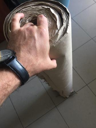 Упаковочная бумага для гофрирования