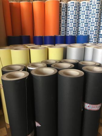 Прочная цветная бумага для хранения и перевозки