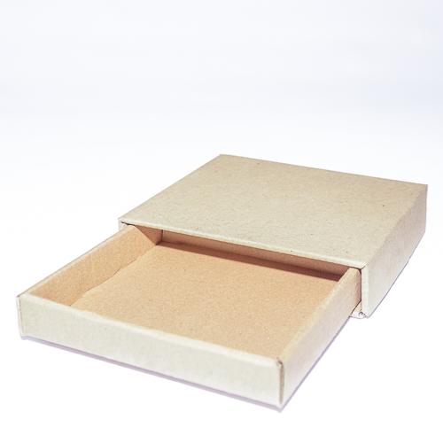 Подарочная коробка из трехслойного микрогофрокартона
