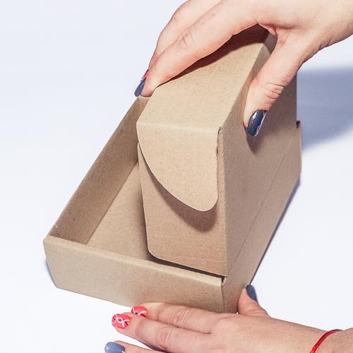 Самосборные картонные коробки в наличии и на заказ в Днепре