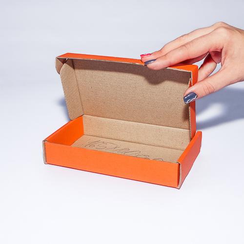 Самосборная коробка для смартфона