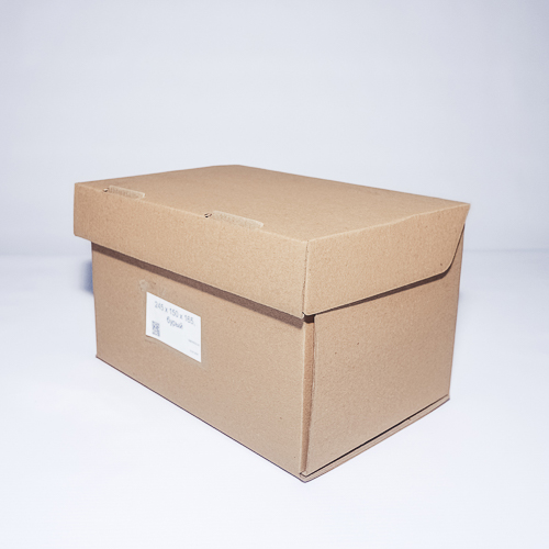 Архивная коробка для бумаг А5 формата